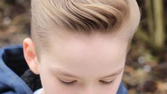 Erkek Çocuk Saç Kesim Modelleri