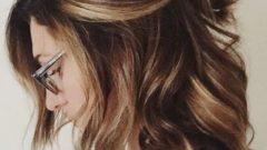 Birbirinden Güzel Kolay Günlük Saç Modelleri