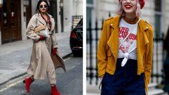 2019 İstanbul Sokak Modası Trendleri