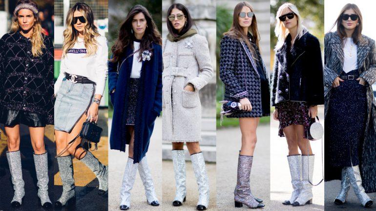 Kış Aylarında Mini Elbise Nasıl Kombinlenir?