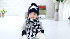 Erkek Bebek Atkı Modelleri ve Yapılışları