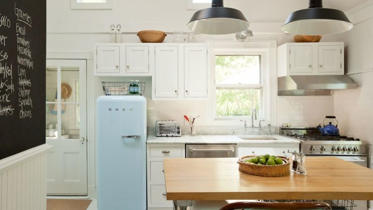 Küçük Mutfaklar İçin Pratik Çözümler