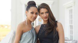 Sırtı Açık Elbise İçin Saç Modelleri