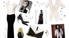 Siyah Beyaz Kıyafet Kombinleri