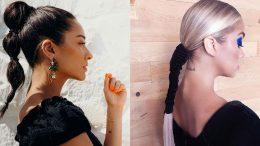 Pratik Saç Toplama Modelleri – Tokasız Toplama