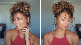 Kıvırcık Saç Bakım Önerileri
