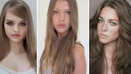 Tüm Dikkatleri Üzerine Çeken Kumral Saç Rengi