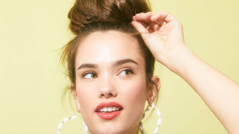 Topuz Saç Modelleri 2019