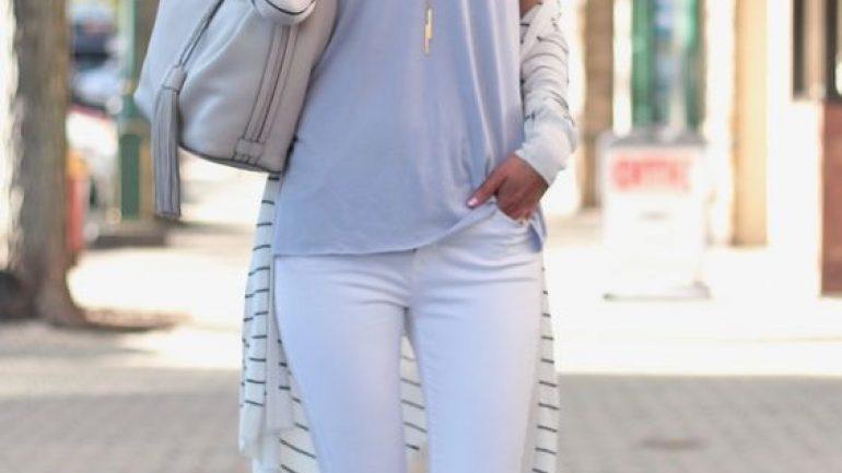 Beyaz Pantolon Kombinleri – Renklerle Uyumu