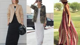 Uzun Elbise Altına Nasıl Ayakkabı Giyilir?