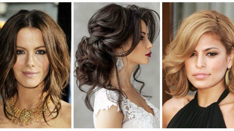 Hafif Dalgalı Saç Modelleri