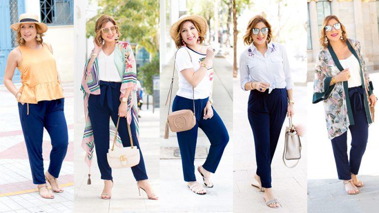 Lacivert Pantolon Altına Ne Renk Ayakkabı Giyilir Bayan