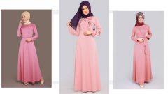 Pembe Elbisenin Üstüne Hangi Renk Şal Gider