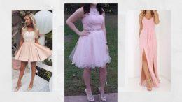 Pembe Elbisenin Altına Ne Renk Ayakkabı Giyilir?