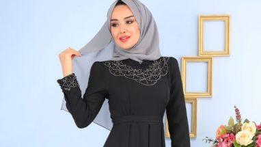 Siyah Elbisenin Üzerine Hangi Renk Şal Gider ?