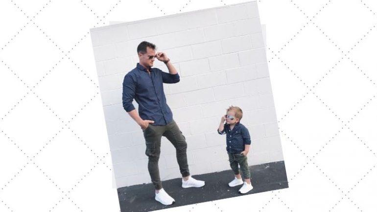 Baba Oğul Takım Elbise Kombin
