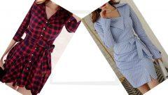 Gömlek Elbise Kombinleri