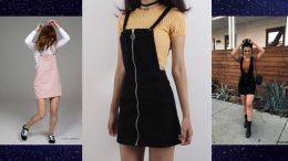 Saloped Elbise Kombinleri Kış İçin Özel Detaylar