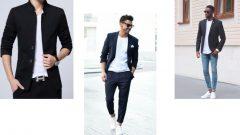 Erkek Spor Takım Elbise Kombinleri