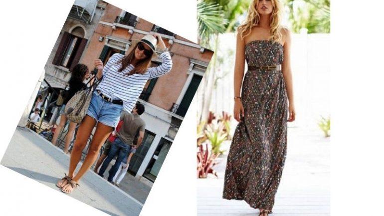 Yazlık Kıyafet Kombinleri
