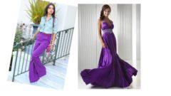 Mor İle Uyumlu Renkler Kıyafet