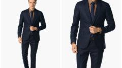 Siyah Takım Elbise Kombinleri
