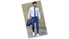 Genç Erkek Takım Elbise Kombinleri