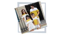 Aile Kombinleri Elbise