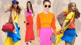 Kontrast Renkler – Zıt Renklerin Uyumu