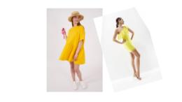 Sarı Elbisenin Altına Hangi Renk Ayakkabı