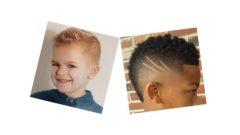 Erkek Çocuk Amerikan Saç Kesim Modelleri