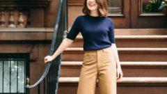 Kahverengi Pantolon Kombinleri Bayan
