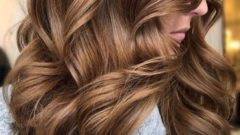 Karamel Saç Rengi Hangi Tene Yakışır?