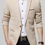 Erkek Blazer Ceket Nasıl Giyilir : Açık Renk