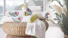 Banyonuza Şık Bir Dokunuş: Yataş Bedding Havlular