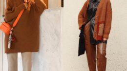 Kiremit Rengi Pantolon Üstüne Ne Giyilir?