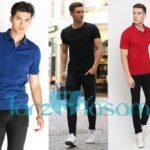 Siyah pantolonun üstüne hangi renk tişört gider