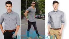 Gri Gömlek Altına Ne Renk Pantolon Giyilir?