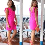 Fuşya Elbisenin Altına Hangi Ayakkabı