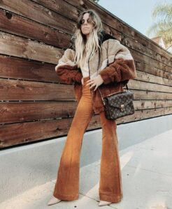 Tarçın rengi pantolon modelleri