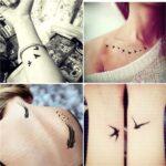 Küçük dövme modelleri kadın
