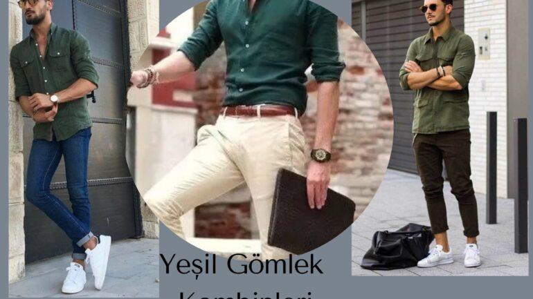 Yeşil Gömleğin Altına Hangi Renk Pantolon Gider?